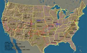 Us Maps With Mountains Www Disaster Image Map Of Us Mountain - Mountain ranges in the us