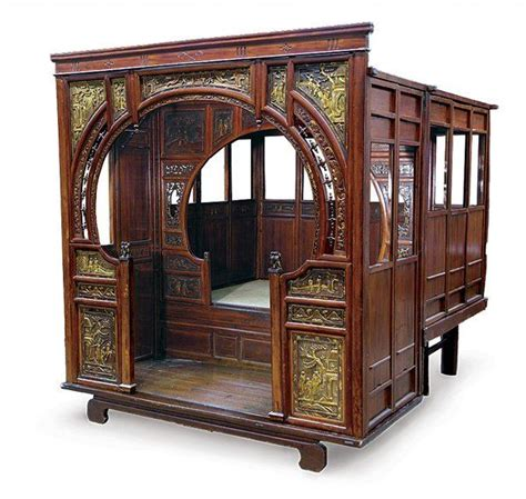 marital bed chinese marriage bed surround pinterest