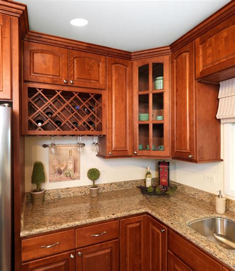 cognac kitchen cabinets cognac maple noticing hardware kitchens pinterest
