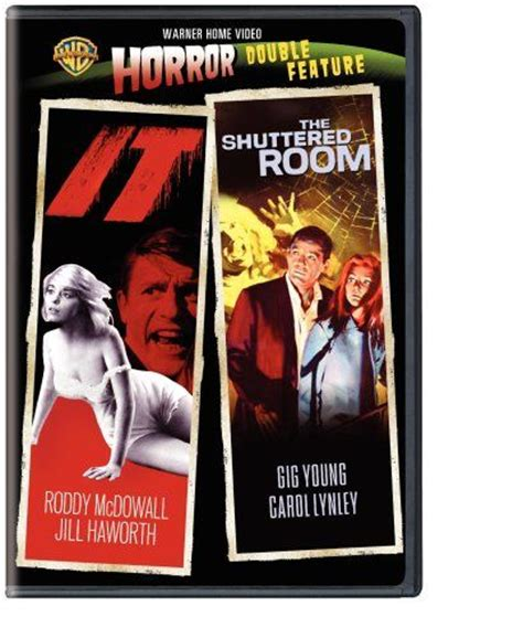 The Shuttered Room by It The Shuttered Room 1967 On Collectorz