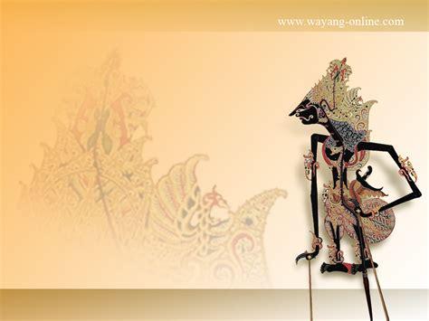 background wayang wallpapersku indonesian wayang desktop wallpaper