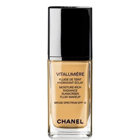 Chanel Vitalumiere Satin Smoothing Fluid chanel vitalumi 232 re satin smoothing fluid makeup co