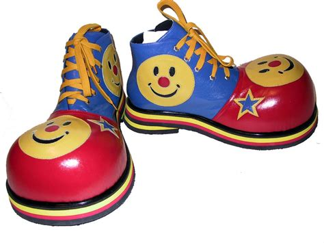 clown slippers oversized clown shoes clown costume accessories