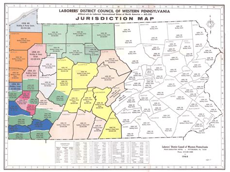 western pa map ah what the heck western pa vs ny pittsburgh