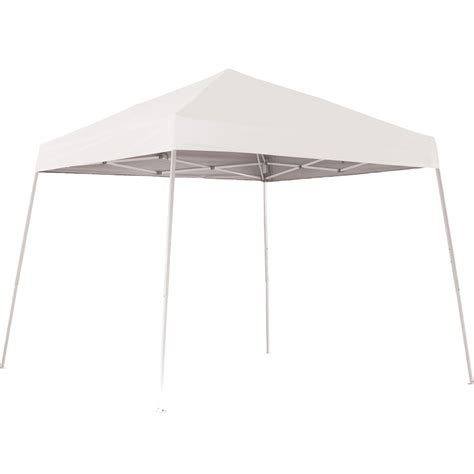 Outdoor Pop Up Canopy Shelterlogic 10 X 10 Outdoor Pop Up Canopy In Canopies