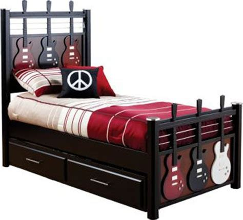 Fe Set Adelio Kid Grey guitar bedding set grey guitar comforter bedding set reviews mattress reviews new boys black