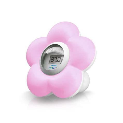 thermometre de chambre philips avent thermom 232 tre bain chambre num 233 rique sch550