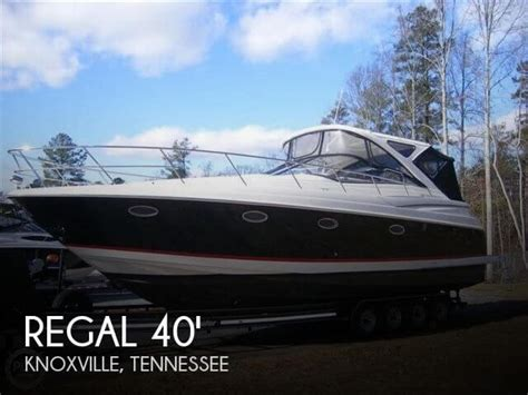 regal boats knoxville canceled regal 4060 commodore boat in knoxville tn 120243