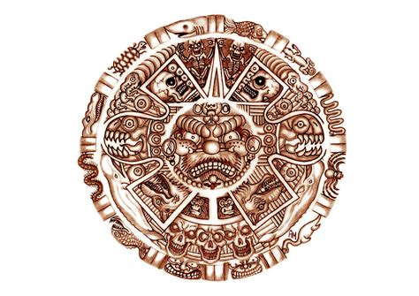 mayan calendar tattoo designs mayan symbol signs and meaning mayan tattoos