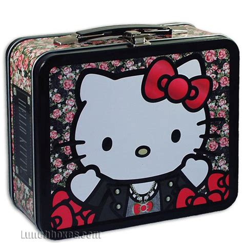 Hello Lunch Box sanrio hello floral lunch box lunchboxes
