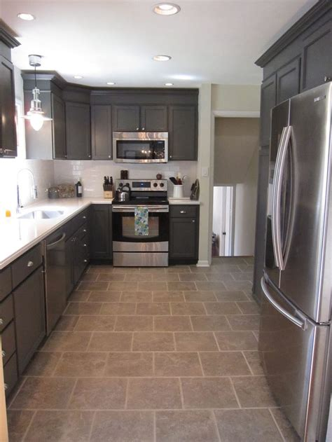 charcoal grey kitchen cabinets charcoal grey kitchen cabinets for the home pinterest