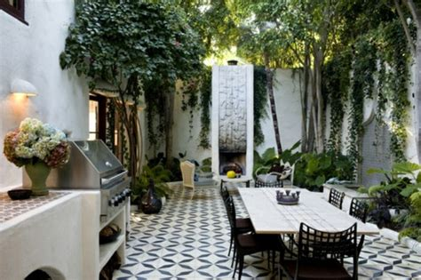 backyard dining 40 coolest modern terrace and outdoor dining space design