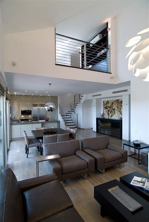 modern livingroom designs creative studies and studios designs in lofts
