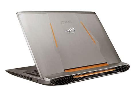 Laptop Asus Rog G752 asus rog g752 gaming laptop features water cooler dock