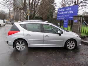 Peugeot 207 Estate Review Peugeot 207 Diesel Sw Estate Review Wroc Awski