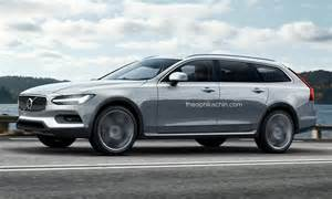 Volvo Comes From What Country Would You Like To See A Volvo V90 Cross Country Model
