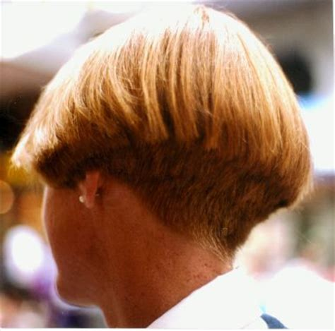 woman chili bowl haircut pictures of chili bowl haircut for women with clippered