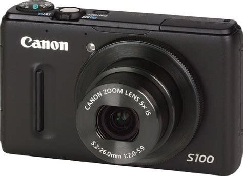 Kamera Canon S100 canon powershot s100 kompakttest
