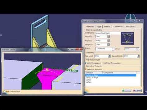 catia v5 structure design 123vid 나무매뉴얼 카티아 둘러보기 catia v5 structure design agaclip make