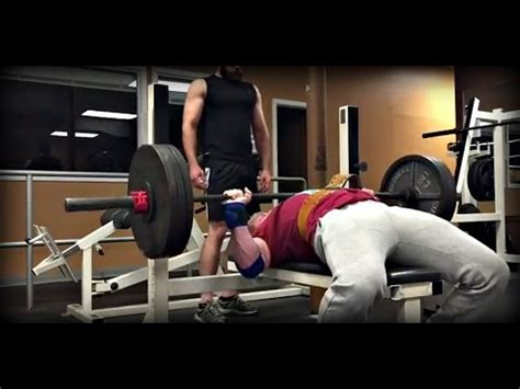 1rm bench 1 rep max bench youtube
