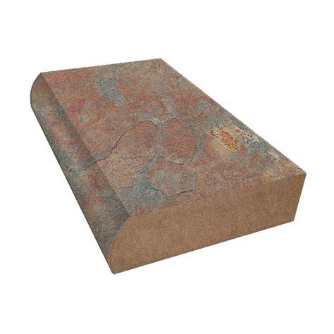bullnose laminate countertop trim formica colorado slate