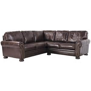 Sectional Sofa Ls 2pc Laf Sofa Leather Sectional 0h0 504ls 2pc