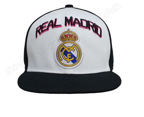 Jaket Baseball Black Real Madrid Fc real madrid fc club snapback adjustable cap hat white black new season soccer ebay