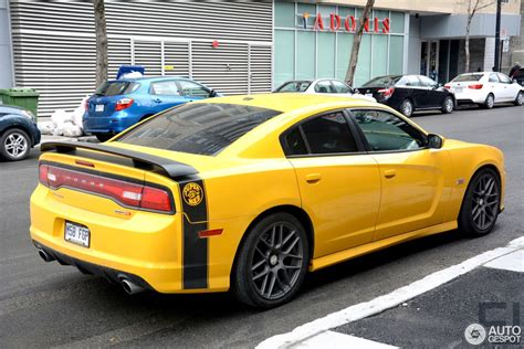 Dodge Charger SRT 8 Super Bee 2012   10 May 2015   Autogespot