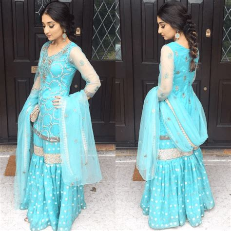 gharara pant outfits  beautiful outfits  gharara pants