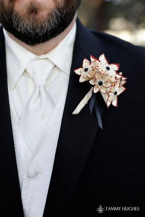 Origami Groom - 76 best images about wedding decor origami on