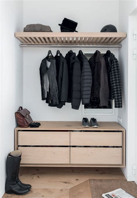 shoe and coat storage simple entryway with wood furniture and beautiful shoe and