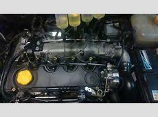 Test przelewowy wtryskiwaczy w silniku 1.9 CDTI Z19DT Opel ... Cdti