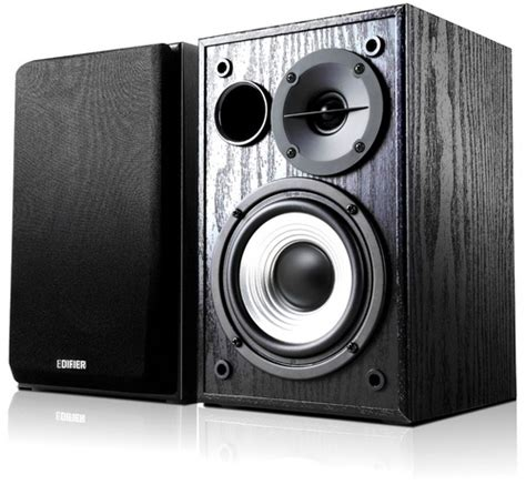 edifier r980t powered bookshelf speaker system review