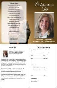 virgin mary funeral program funeral program template