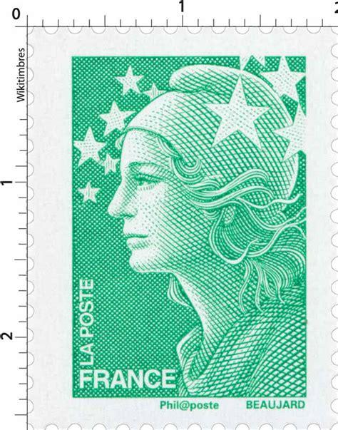 la nouvelle marianne des timbres timbre sans l 233 gende particuli 232 re type marianne de beaujard wikitimbres