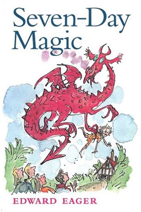 the consumption of magic tales from verania books seven day magic tales of magic 7 by edward eager
