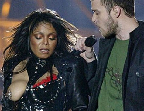 Janet Jacksons Wardrobe Malfunction the all time best bowl show moments shortlist magazine