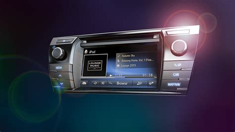 Touch Toyota Toyota Zestaw Multimedialny Toyota Touch 2 System Audio