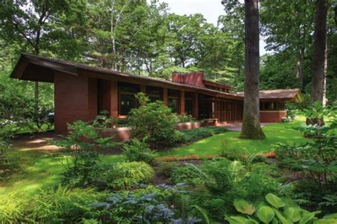 usonian house a frank lloyd wright usonian home the zimmerman house