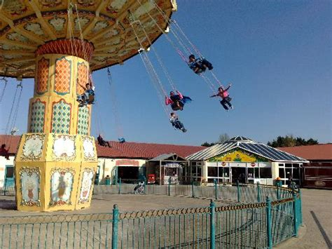 Swings And Roundabout Picture Of Flamingo Land Malton