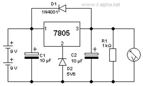 zener diode experiment circuit f alpha net experiment 6 higher voltage ii