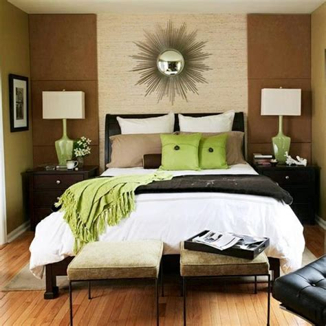 green and brown master bedroom decorating ideas home wall color shades of brown earthy natural coziness at
