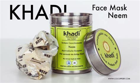 Neem Mask For Detox Acne by 5 Khadi Masks Detox Free Of Toxins Anti Aging