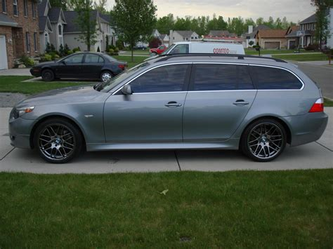 Bmw 535xi Wagon by 18 Quot Or 19 Quot Wheels For A 535xi Wagon 5series Net Forums