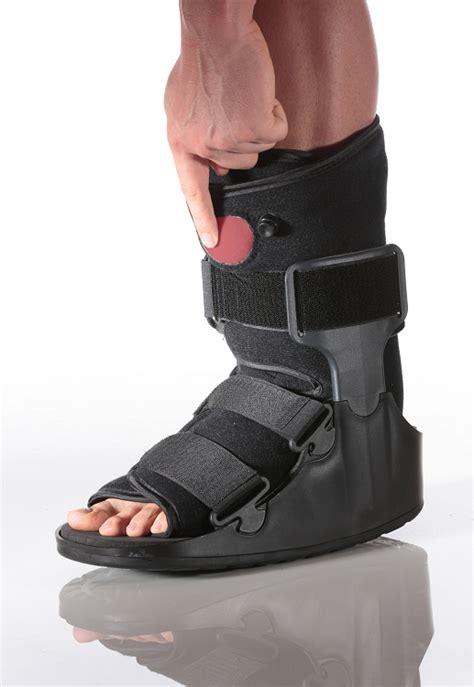 orthotronix orthopedic air walking boot