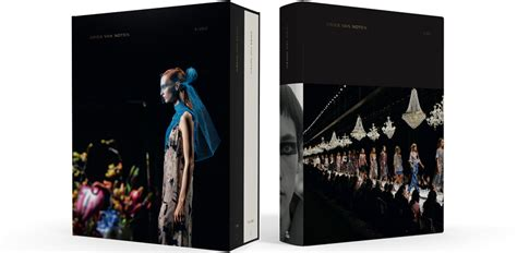 libro dries van noten l arte di dries van noten 100 collezioni e un libro prezioso io donna