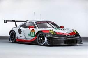 Porsche Gt3 Rsr Porsche 911 Rsr 991 2017