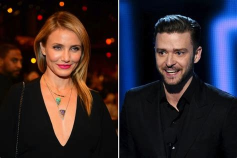 Did Cameron Diaz Flip Out On Justin Timberlake by Imagined Connections How Did Justin Timberlake