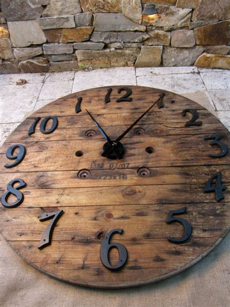 diy clock projects use power of wood on diy projects with us wood walls wall clocks and woods