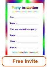 best printable invitations free invitations